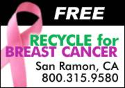 Recycle for Breast Cancer